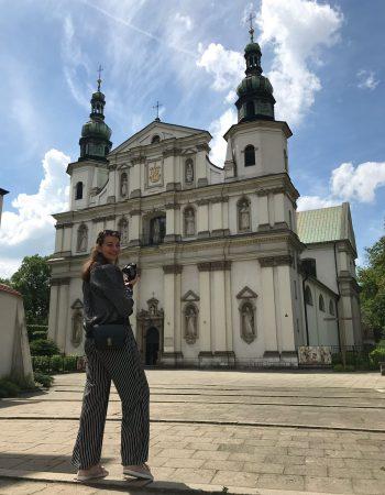 Kathedraal Krakau Polen